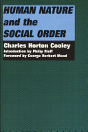 Pdf Human Nature and the Social Order Telecharger