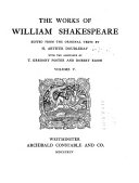 The Works of William Shakespeare  King Henry VI  part 1  King Henry VI  part 2  King Henry VI  part 3