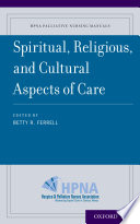 Spiritual Religious And Cultural Aspects Of Care