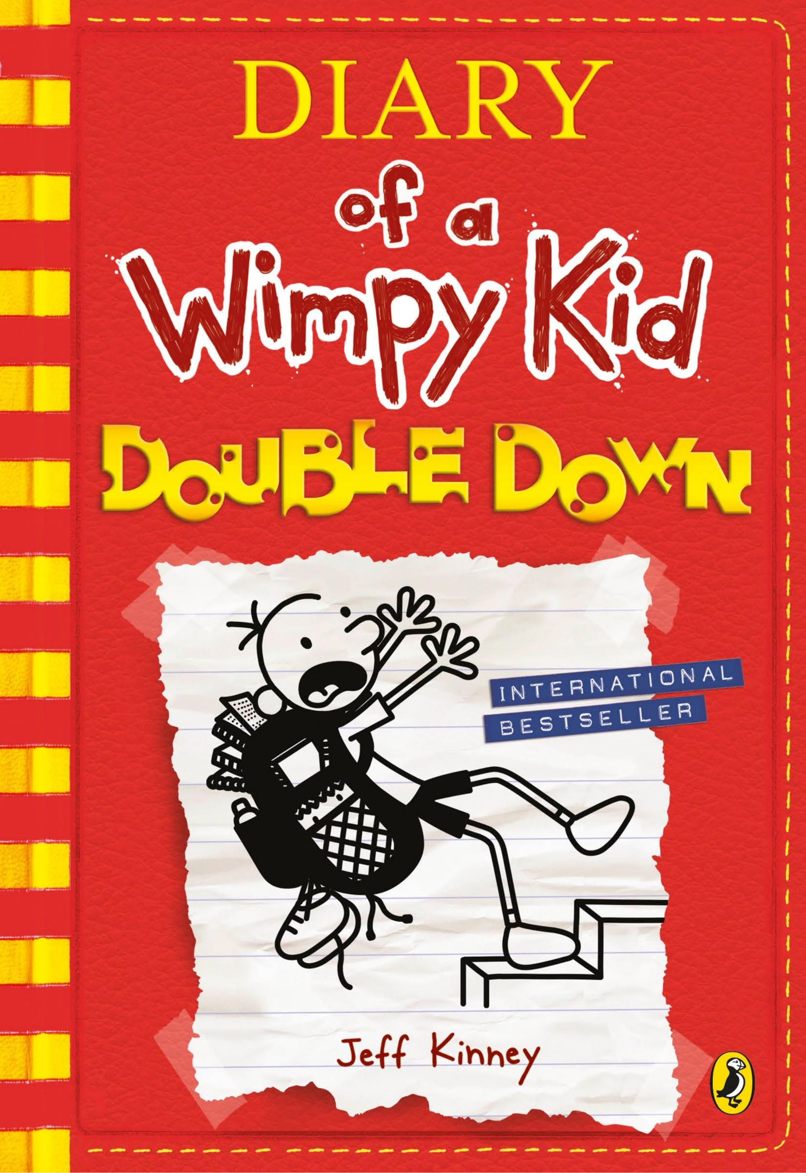 Double Down  Diary of a Wimpy Kid book 11