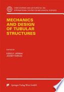 Mechanics And Design Of Tubular Structures Book PDF