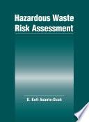 Hazardous Waste Risk Assessment