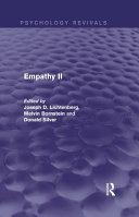 Empathy II (Psychology Revivals)