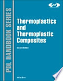 Thermoplastics and Thermoplastic Composites Book