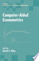 Computer Aided Econometrics