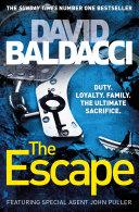 The Escape  A John Puller Novel 3 Book