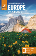 The Rough Guide to Europe on a Budget  Travel Guide with Free Ebook