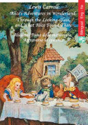 Alice's Adventures in Wonderland and Through the Looking-Glass, and What Alice Found There (English Italian edition illustrated)