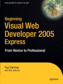 Beginning Visual Web Developer 2005 Express