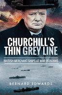 Churchill's Thin Grey Line Book
