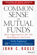 Common Sense on Mutual Funds Book
