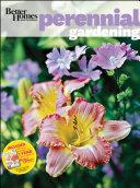 Better Homes   Gardens Perennial Gardening