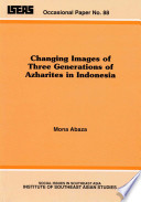 Changing Images Of Three Generations Of Azharites In Indonesia