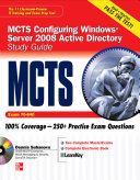 MCTS Windows Server 2008 Active Directory Services Study Guide  Exam 70 640   SET