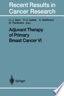 Adjuvant Therapy of Primary Breast Cancer VI