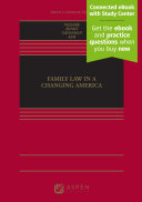 Family Law in a Changing America
