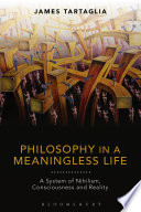 Philosophy in a meaningless life : a system of nihilism, consciousness and reality
