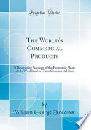 The World's Commercial Products