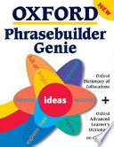 Oxford Phrasebuilder Genie(CD-ROM)