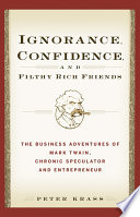 Ignorance  Confidence  and Filthy Rich Friends Book