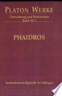 Cover image of Phaidros