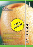 O level Physics Complete Yearly Solutions 2012  Yellowreef