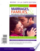 Marriages, Families, & Intimate Relationships