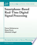 Smartphone Based Real Time Digital Signal Processing