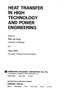Heat Transfer in High Technology and Power Engineering Book