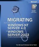 Migrating Form Microsoft Windows NT Server 4 0 to Windows Server 2003