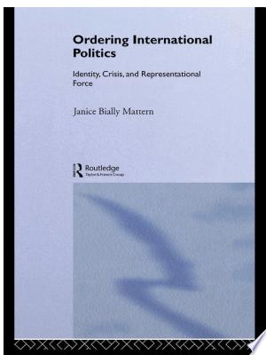 Ordering International Politics Free eBooks - Free Pdf Epub Online