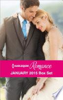 Harlequin Romance January 2015 Box Set