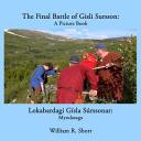 The Final Battle of Gisli Sursson  A Picture Book   Lokabardagi Gisla Surssonar  Myndasaga Book