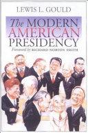 The Modern American Presidency PDF