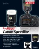 Profibuch Canon Speedlite