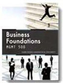 ACP BUSINESS FOUNDATIONS BUSW 500