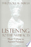 Listening to the Artifacts Book