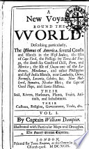 A New Voyage Round The World Book PDF