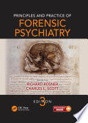 Principles and Practice of Forensic Psychiatry  Third Edition