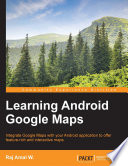 Learning Android Google Maps