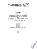 Mexican and American Responses to the International Narcotics Threat