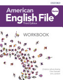 American English File 3E Starter Workbook