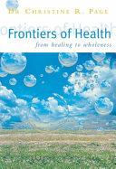 Frontiers of Health