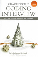 Cracking the Coding Interview  5th Edition