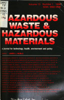Hazardous Waste   Hazardous Materials Book