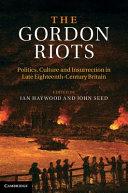 The Gordon Riots