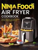 Ninja Foodi Air Fryer Cookbook