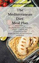 The Mediterranean Diet Meal Plan