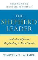 The Shepherd Leader
