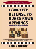Complete Defense to Queen Pawn Openings Pdf/ePub eBook